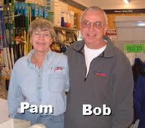 Bob and Pam