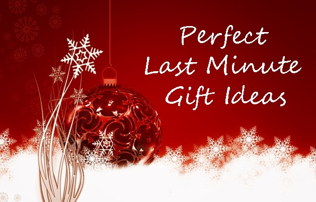 last minute gifts 1 - Last Minute Christmas Gifts