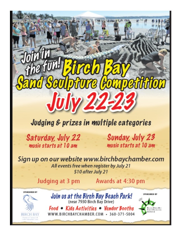 Sand Sculpture 2017 Flyer